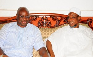 aregbesola and Fayose 2