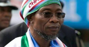 ogbeni aregbesola with apc turban