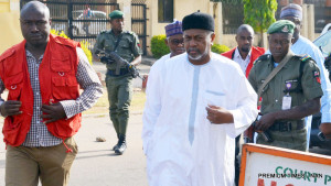 FORMER-NSA-SAMBO-DASUKI-AND-OTHERS-ARRAIGNED-AT-FCT-HIGH-COURT-IN-ABUJA