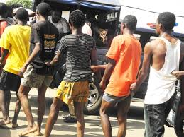 suspected armed robbers
