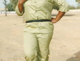 NYSC CORPS MEMBER