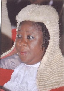 Chief Judge of Osun State, Justice Adepele Ojo