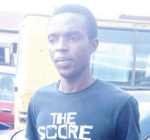 Anene Odikose, man who allegedly bought police uniform and ID card for N500
