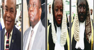 arrested and raided judges