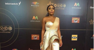 rita dominic at amvca 2017