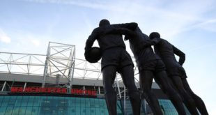 Man United Stadium At Old Trafford
