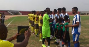 OSUN UNITED VS DELTA FORCE