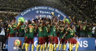 Cameroon Qualify Automatically After Winning the 2017 Edition in Gabon