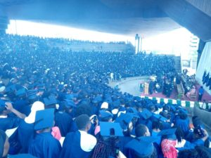 Matriculated students of OAU