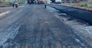 Oyo road projects