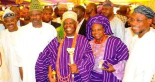 Wife of former governor of Osun State, chief Bisi Akande has died.  She died at the University College Hospital, Ibadan today after brief illness