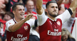 Arsenal Wins Community Shield