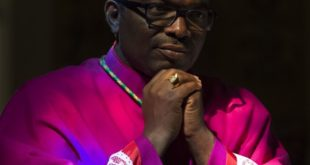 Most Rev. John Oyejola