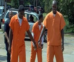 Inmates jailed for stealing