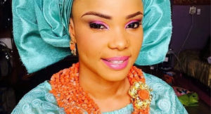 Actress, Iyabo Ojo