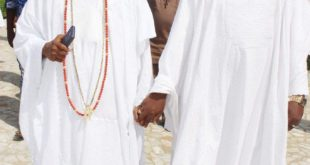 Adebutu and Otunba Gani Adams
