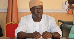 Osun State Commissioner for Information and Strategy,   Adelani Baderinwa