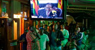 Mugabe Addresses Muzambians