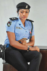 Anambra State Police Public Relations Officer, Nkeiruka Nwode