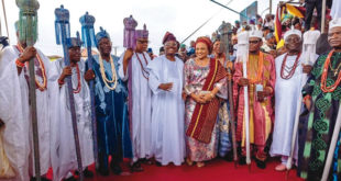 Ajimobi Installs 21 Kings