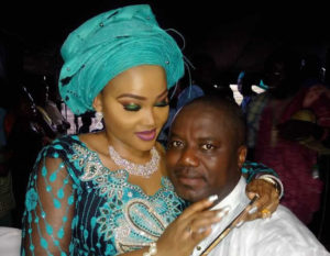 Mercy Aigbe Gentry and Lanre Gentry Ademola Olonilua