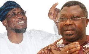 Omisore and Aregbesola