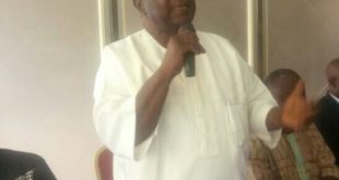 The Director General of the National Centre for Technology Management (NACETEM), Engr. Professor Okechukwu Ukwuoma
