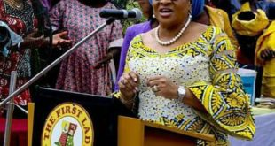 Wife Of Oyo State Governor, Florence Ajimobi