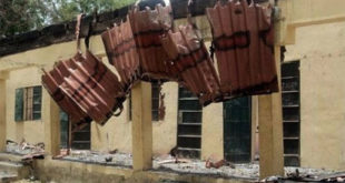 attacked Yobe School