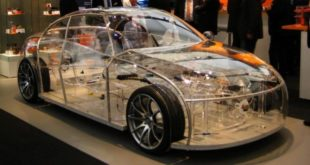 Transparent car1