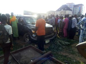 Road accident Osogbo