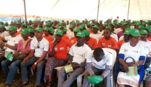 A Cross Section Of Beneficiaries