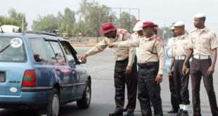 FRSC extort money from road users
