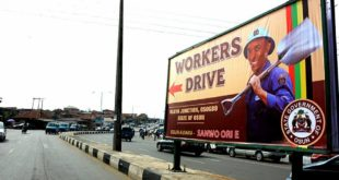workers drive 3