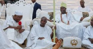 Ooni of Ife and Aregbesola