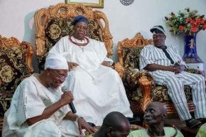 Aregbesola and Owa Obokun