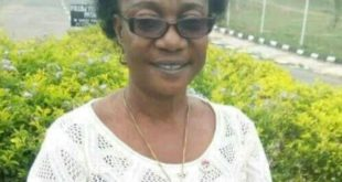 Late Mrs Awe Christine