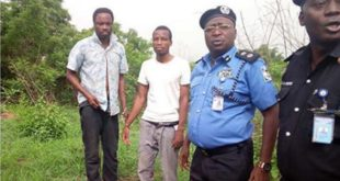 Pastor who Allegedly Killed Lover For Ritual, Buried Inside The Church Arrested In OGUN