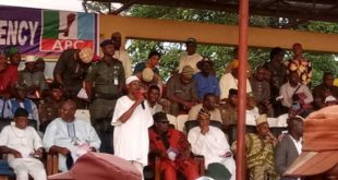 Aregbesola at Ede