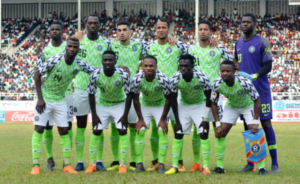 Nigeria Super Eagle