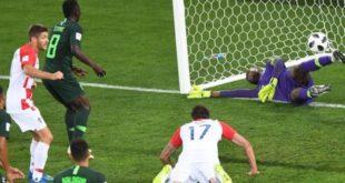 World Cup....Nigeria Vs Croatia